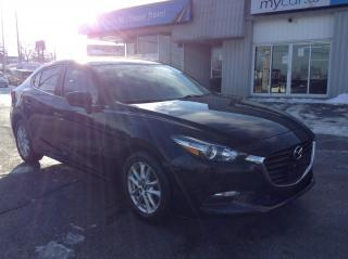 Used 2018 Mazda MAZDA3 GS HEATED SEATS, ALLOYS, BACKUP CAM, BLUETOOTH!! for sale in Kingston, ON