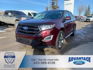 Used 2018 Ford Edge Sport LOADED SPORT for sale in Calgary, AB