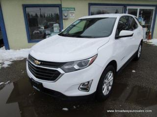 Used 2019 Chevrolet Equinox ALL-WHEEL DRIVE LT MODEL 5 PASSENGER 1.5L - TURBO.. HEATED SEATS.. BACK-UP CAMERA.. BLUETOOTH SYSTEM.. TOUCH SCREEN.. KEYLESS ENTRY.. for sale in Bradford, ON