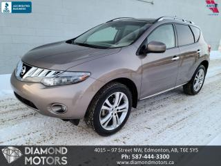 Used 2009 Nissan Murano LE for sale in Edmonton, AB
