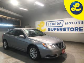 Used 2014 Chrysler 200 Cruise Control * Automatic/Manual Mode * AM/FM/CD/Aux * Keyless Entry * Black Cloth Seats * Traction Control * 12V DC Outlet * Power Driver Seat * Hea for sale in Cambridge, ON