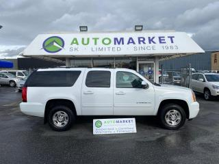 Used 2012 GMC Yukon XL SLE 2500 4WD 9 PASSENGER! PROPANE & GAS! FREE BCAA & WRNTY for sale in Langley, BC