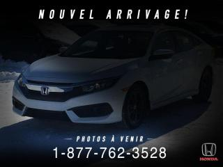 Used 2018 Honda Civic EX + AUTO + MAGS + TOIT + WOW ! for sale in St-Basile-le-Grand, QC