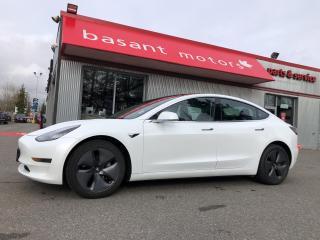 Used 2019 Tesla Model 3 STANDARD RANGE PLUS for sale in Surrey, BC