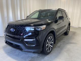 New 2021 Ford Explorer ST for sale in Regina, SK