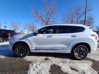 New 2021 Hyundai Santa Fe Ultimate Caligraphy for sale in Calgary, AB