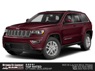 Used 2019 Jeep Grand Cherokee Laredo ALTITUDED PACKAGE, BALANCE OF 6/1600000 CHRYSLER GOLD PLAN EXTENDED WARRANTY INCLUDED AT THIS PRICE for sale in Ottawa, ON