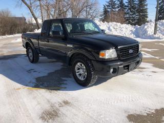 Used 2008 Ford Ranger Sport New Brakes! New Tires! 4x4! for sale in Winnipeg, MB