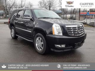 Used 2007 Cadillac Escalade for sale in Burnaby, BC