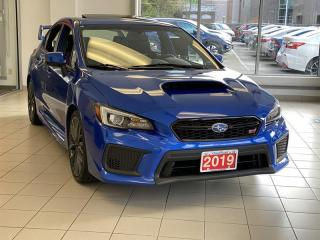 Used 2019 Subaru WRX STI 4Dr Sport Pkg 6sp for sale in Burnaby, BC