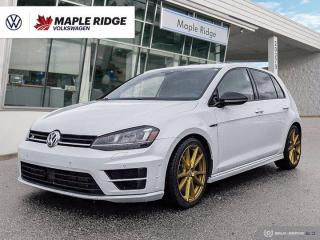 Used 2017 Volkswagen Golf R 4MOTION for sale in Maple Ridge, BC