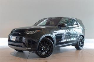 Used 2020 Land Rover Discovery Diesel Td6 HSE Luxury for sale in Langley City, BC