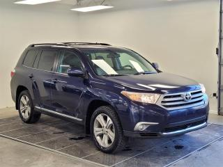 Used 2013 Toyota Highlander 4WD V6 5A for sale in Port Moody, BC