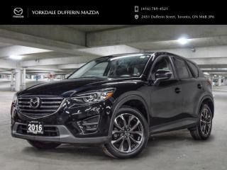 Used 2016 Mazda CX-5 GT AWD at (2) for sale in York, ON