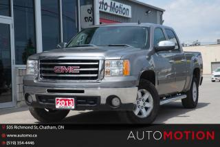 Used 2013 GMC Sierra 1500 SLE for sale in Chatham, ON