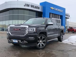 Used 2016 GMC Sierra 1500 Denali DENALI 4X4 5.3L POWER BOARDS NAV ROOF 22 WHEELS for sale in Orillia, ON