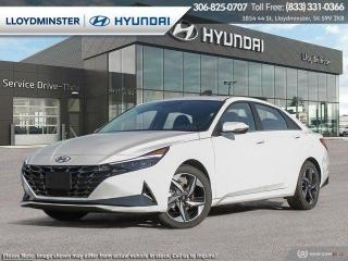 New 2021 Hyundai Elantra Ultimate for sale in Lloydminster, SK