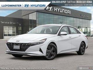 New 2021 Hyundai Elantra Preferred w/Sun & Tech Package for sale in Lloydminster, SK