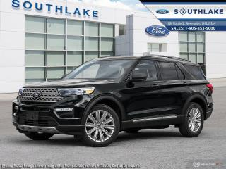 New 2021 Ford Explorer LIMITED for sale in Newmarket, ON