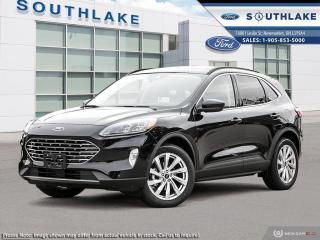 New 2021 Ford Escape Titanium for sale in Newmarket, ON