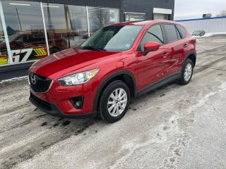 Used 2014 Mazda CX-5 GS NAV HEATED SEATS FINANCING AVAILABLE! for sale in Truro, NS