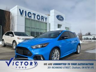 Used 2018 Ford Focus RS RS | MANUAL | NAV | HEATED SEATS for sale in Chatham, ON