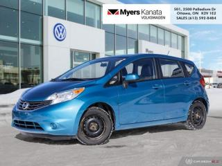 Used 2014 Nissan Versa Note Sedan 1.6 SV CVT for sale in Kanata, ON