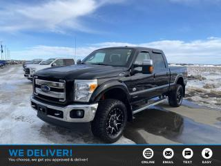 Used 2016 Ford F-350 Lariat KING RANCH | POWER STROKE DIESEL | PANORAMIC SUNROOF | REMOTE START | NAVIGATION | HEATED SEATS-USED for sale in Fort Saskatchewan, AB