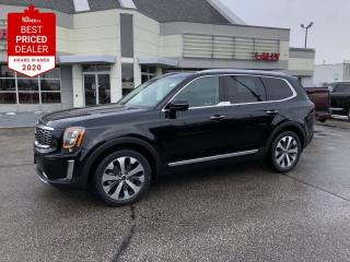 New 2021 Kia Telluride SX for sale in Chatham, ON