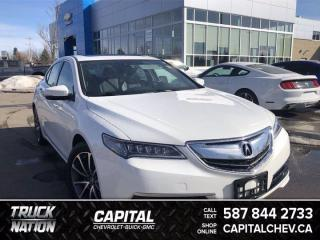 Used 2017 Acura TLX V6 Tech for sale in Calgary, AB