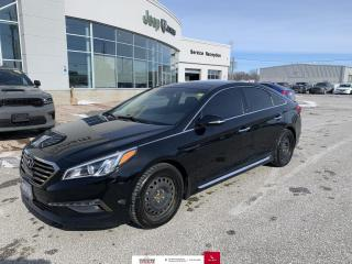 Used 2016 Hyundai Sonata 4dr Sdn 2.4L Auto Limited for sale in Chatham, ON
