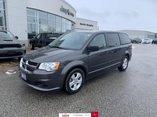 Used 2017 Dodge Grand Caravan CVP/SXT 4dr Wgn Canada Value Package for sale in Chatham, ON