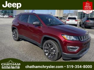 New 2021 Jeep Compass NORTH for sale in Chatham, ON