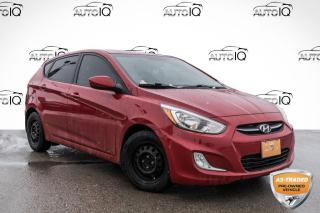 Used 2015 Hyundai Accent SE SOLD AS TRADED, YOU CERTIFY, YOU SAVE!!! for sale in Barrie, ON