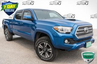 Used 2016 Toyota Tacoma SR5 HEATED SEATS!! POWER MOONROOF!! for sale in Barrie, ON