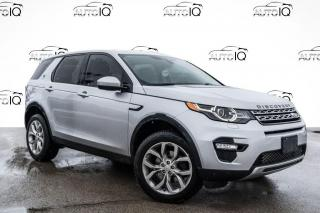 Used 2015 Land Rover Discovery Sport HSE PANO MOONROOF! HEATED SEATS & STEERING WHEEL! for sale in Barrie, ON