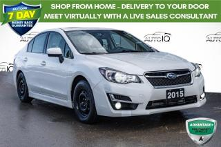 Used 2015 Subaru Impreza 2.0i Limited Package HEATED SEATS | AWD | MANUAL for sale in Innisfil, ON
