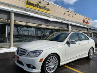 Used 2010 Mercedes-Benz C-Class 4dr Sdn C 250 4MATIC for sale in North York, ON