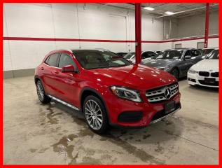 Used 2018 Mercedes-Benz GLA GLA250 4MATIC NAVIGATION PANORAMIC PREMIUM PLUS SPORT for sale in Vaughan, ON
