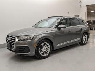 Used 2017 Audi Q7 TECHNIK/SLINE/DYNAMIC PKG/LUXURY PKG! for sale in Toronto, ON