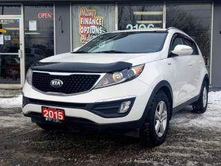 Used 2015 Kia Sportage AWD 4DR AUTO LX for sale in Bowmanville, ON