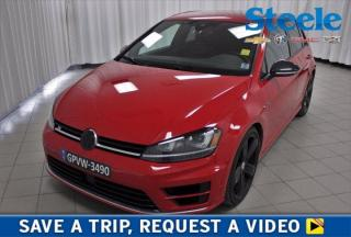 Used 2017 Volkswagen Golf R Base for sale in Dartmouth, NS