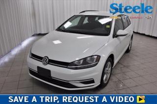 Used 2019 Volkswagen Golf Sportwagen Comfortline for sale in Dartmouth, NS