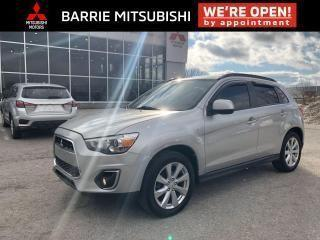 Used 2014 Mitsubishi RVR GT | Panoramic Roof | All Wheel Drive | Leather for sale in Barrie, ON