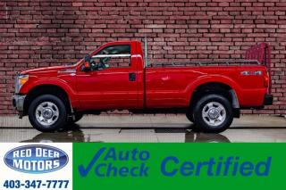 Used 2011 Ford F-350 4x4 Reg Cab XLT Longbox for sale in Red Deer, AB