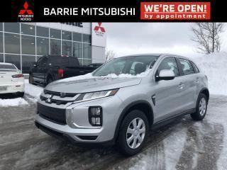 Used 2020 Mitsubishi RVR ES | Warranty | Heated Seats for sale in Barrie, ON