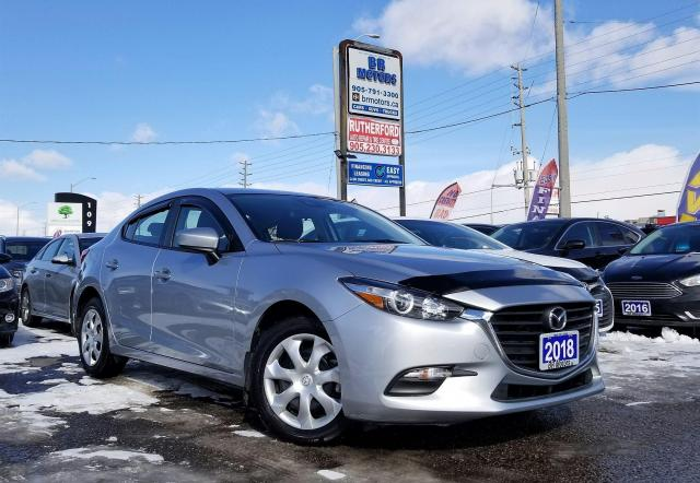 2018 Mazda MAZDA3 No Accidents | GX Auto | Loaded | Certified