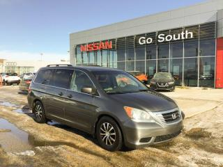 Used 2010 Honda Odyssey EX-L, LEATHER, SUNROOF for sale in Edmonton, AB