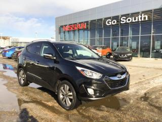 Used 2014 Hyundai Tucson LIMITED, AWD, LEATHER for sale in Edmonton, AB