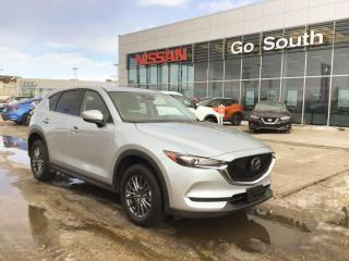Used 2020 Mazda CX-5 GS, AWD, LEATHER, SUNROOF for sale in Edmonton, AB